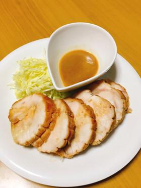 鶏胸 チーズチャーシュー