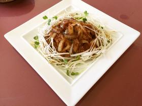 本格◇京醤肉絲(細切り豚肉の味噌炒め)