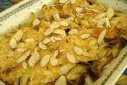 豆腐味噌マヨ和風グラタンの写真
