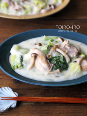 白菜と鶏肉のスピードグラタン レシピ 小田 真規子 …