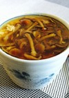 レンジで簡単♬ヘルシーお豆腐茶碗蒸し