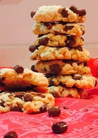 バレンタイン♡クリチチョコベビークッキー