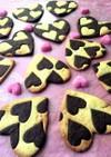 バレンタインに♪キュートなハートクッキー