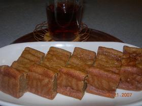 これ、おいしい♡お豆腐ケ-キ
