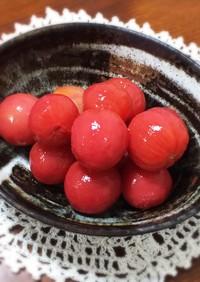 湯むきプチトマト