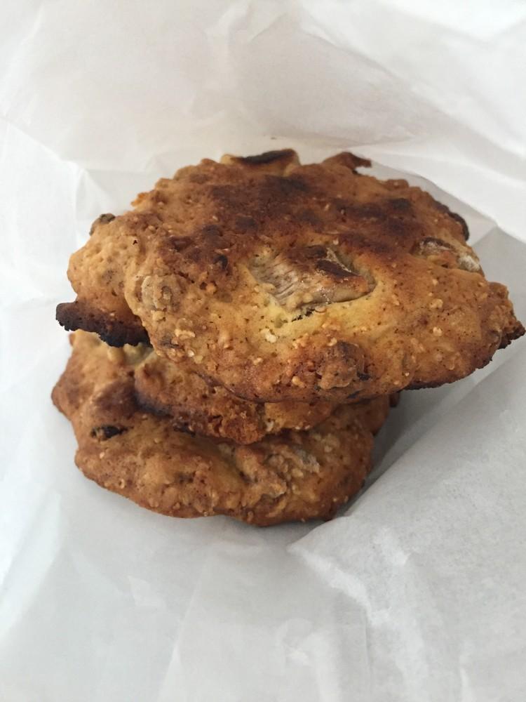 簡単!グラノーラのクッキー