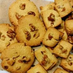 ピーナツバタークッキー♪サクサク♪