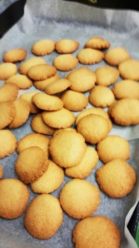 簡単なクッキーの作り方