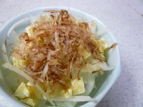 オニオンスライスinチーズ