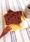 糖質制限おやつ♡チョコレートチーズケーキ
