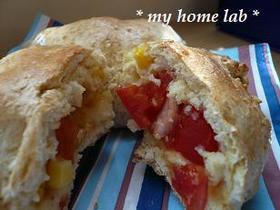 ホットケーキミックスでイタリアンパン
