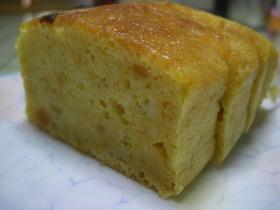 卵白とかぼちゃのケーキ