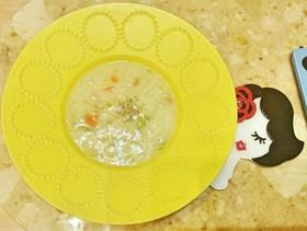 トロミ豆乳スープ