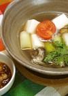 【ひとり鍋】牡蠣の出汁鍋~おろしポン酢味
