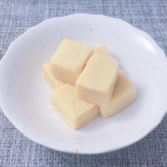 誰でもできるこうや豆腐!ひとくちさん