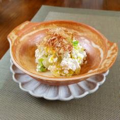 簡単ヘルシー!白菜の白和えゴマ風味