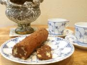胡桃とクリームチーズのチョコサラミの写真