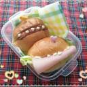 ♪ネオバターロールで簡単サンド♪