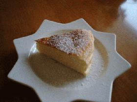 ■ローカロリーベイクドチーズケーキ