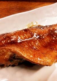 フライパンで簡単☆魚の煮付け
