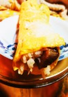 オキアミ・しらす入り牛肉玉子巻き寿司
