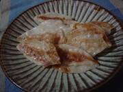 ヘルシーな豆腐ギョウザの写真