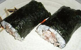 さんまのまるごと手巻き寿司(太巻き)