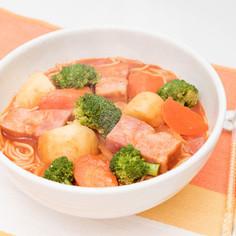 ミネストロー麺