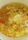 簡単★カニ玉スープ