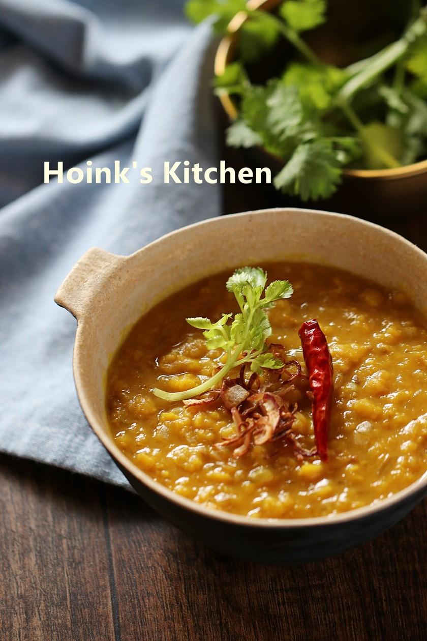 インドの味★ダールフライ (スープ)