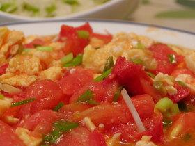 中華の定番★トマトと卵の炒め物