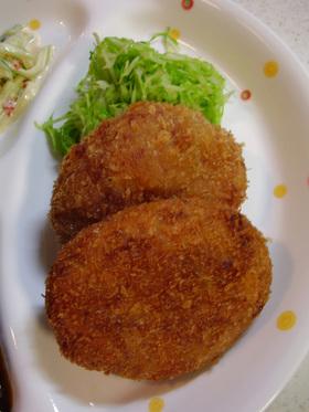 食感が楽しい♫長芋のコロッケ