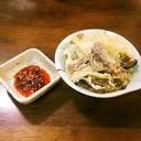 超簡単♡白菜&豚バラの中華スープ煮♪