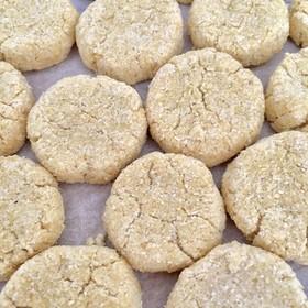 *糖質制限ほろほろおからクッキー*