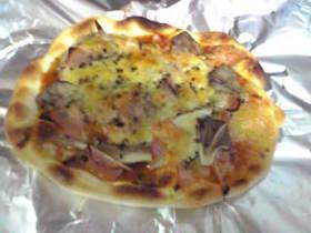 簡単☆パリパリのピザ