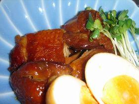 計量簡単!圧力鍋!箸でほぐれる鶏の照り煮