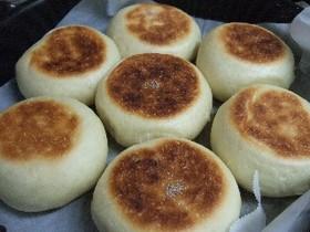 お手軽♪フライパンでパン作り