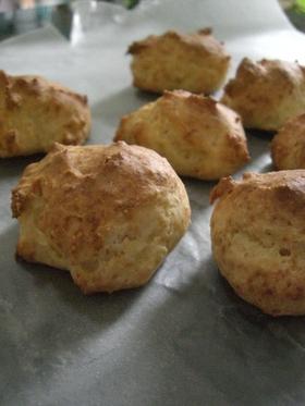 卵油不使用!材料2つのふんわりクッキー♪