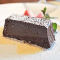 チョコレートのテリーヌ
