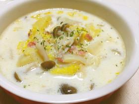 ◆白菜とベーコンのことことスープ♪◆