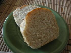 モチモチ~♪ご飯入り全粒粉パン
