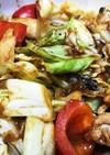 簡単 子供も食べれる野菜たっぷり回鍋肉