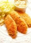 ☺フライパンで♪簡単揚げない牡蠣フライ☺