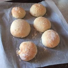 薄力粉で白パン