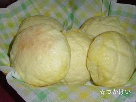 ♪幸せのふわふわメロンパン♪