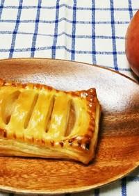 冷凍パイシートで簡単!アップルパイ