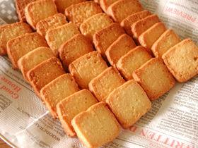 サクサク・ココナッツのクッキー