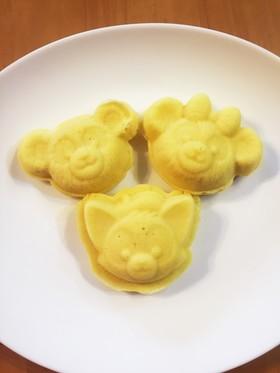 シリコン&レンジで簡単♡かわいいケーキ♡