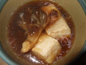 超簡単★おいしい揚げだし豆腐