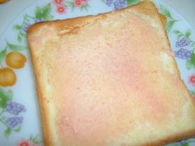 簡単なのにおいしい!たらこトースト☆